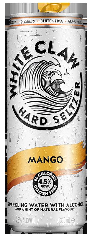 White Claw Australia Mango Flavour