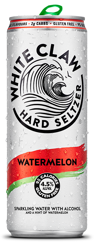 White Claw Australia Watermelon Flavour
